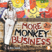 Various - More Monkey Business: Boss Sounds From The Original Skinheads Era (Trojan) 2xCD
